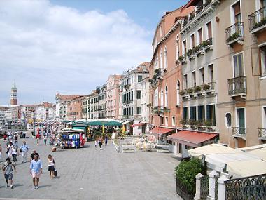 venice historic centre