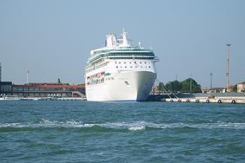 venice cruise port marittima