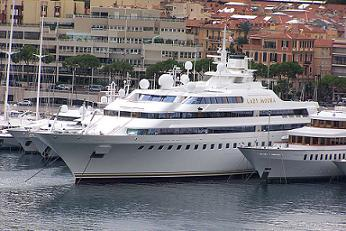 yachts & megayacht; free picture of Wikipedia