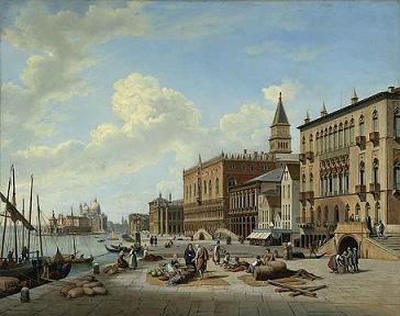 Riva degli Schiavoni Venedig