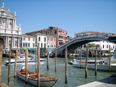 Scalzi Bridge Venice