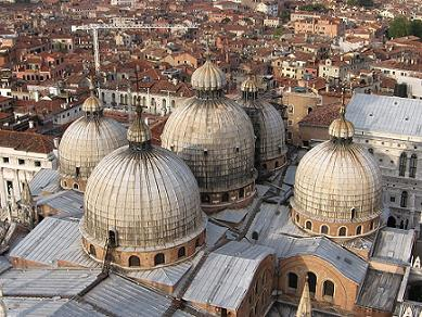 st mark's basilica roof: free picture Daniel Albrecht