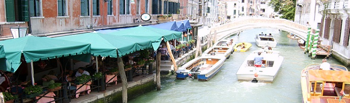 hotels Grand Canal Venice