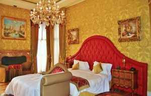 room in Pesaro Palace