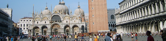 St Mark Square hotels Venice