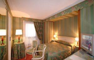 room in Albergo Cavalletto & Doge Orseolo Venice Italy