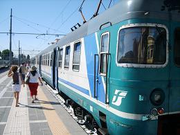 mestre station train