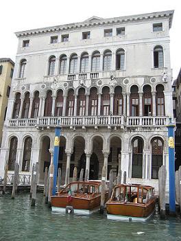 palazzo Loredan in Venetie