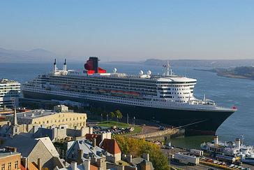 queen mary cruise ship