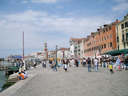 Riva degli Schiavoni Venice